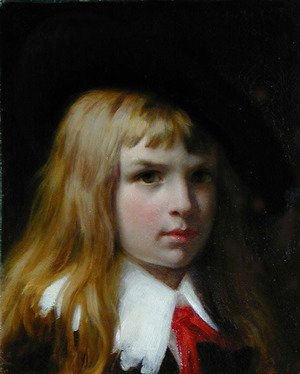 Pierre Auguste Cot - Little Lord Fauntelroy