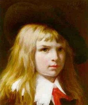 Pierre Auguste Cot - Little Lord Fauntleroy